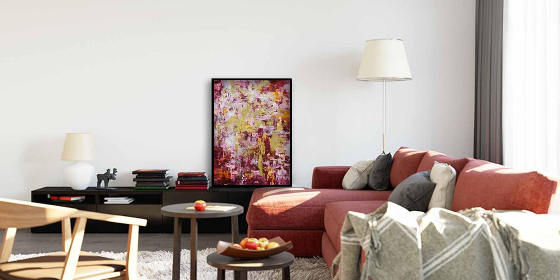 banner abstrakce