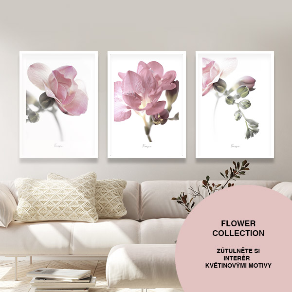 květina obraz laforma