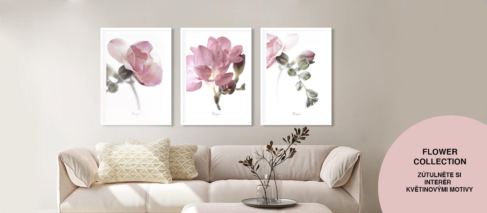 květina obraz laforma design studio